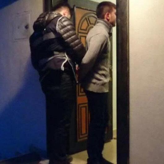 Şifreli dil kullanan oto hırsızları çökertildi