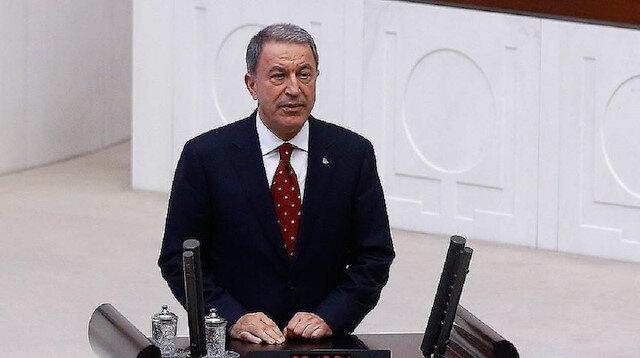 Sinjar won't be new PKK stronghold: Turkish DefMin