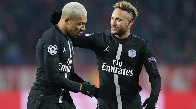 Neymar 'Mbappe' tweetini silmek zorunda kaldı