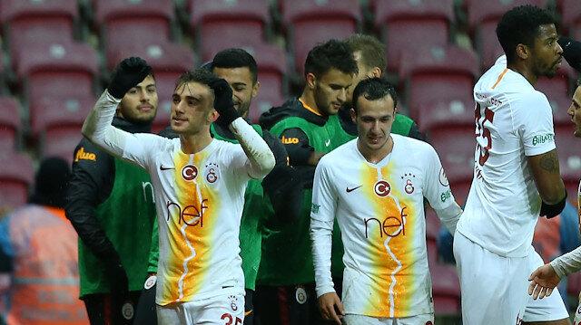 Galatasaray Türkiye Kupası'nda son 16 turunda