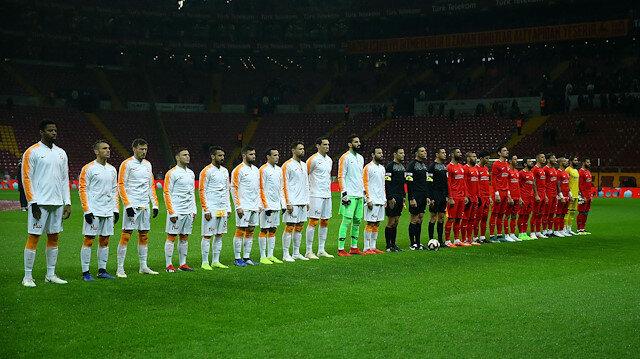 Galatasaray'ın kupa maçında ilginç forma numarası tercihi