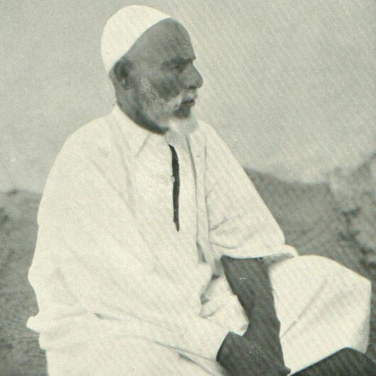 Ömer Muhtar'a Mekke'den gelen mektup
