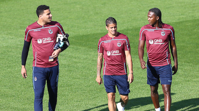 Trabzonspor'dan Esteban açıklaması