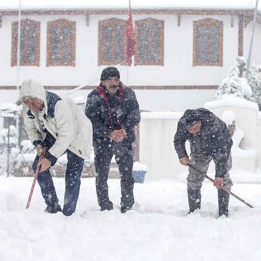 Tekirdağ'da okullar tatil edildi