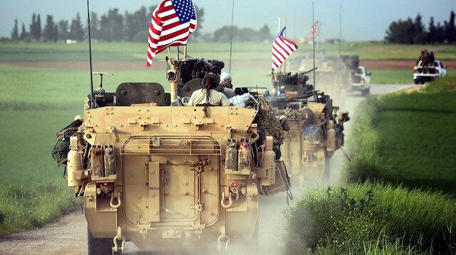 ABD PKK'nın alanına yerleşti