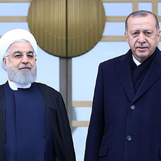 أردوغان يؤكد وقوف تركيا ضدّ العقوبات الأمريكية على طهران