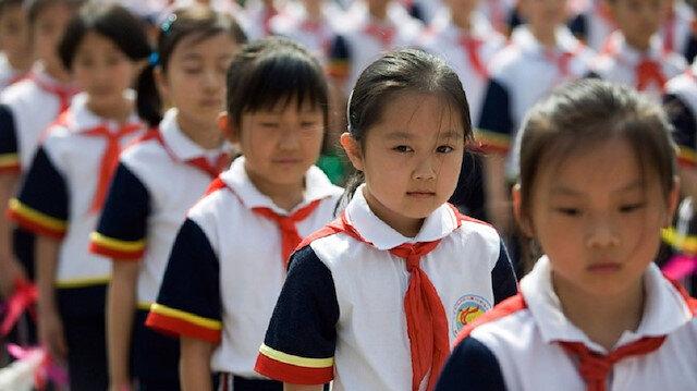Çin'de öğrencilere çipli denetim