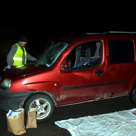 Esrarengiz olay: Evlilik hazırlığı yapan çift otomobilde infaz edildi