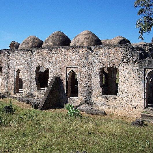 Doğu Afrika'nın en eski mescitleri