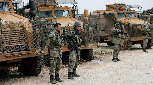 Fransa'dan YPG/PKK'ya destek