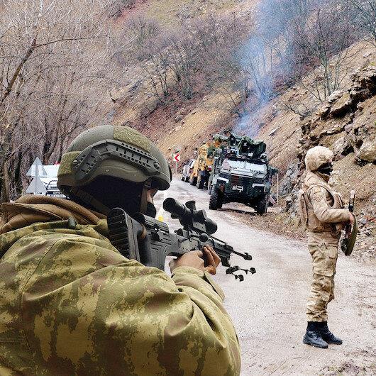30 PKK'lıya son çağrı