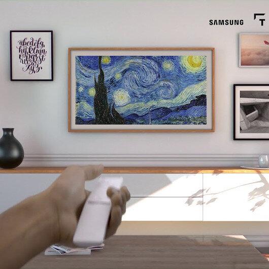 Samsung 2019 model TV'lerini tanıtacak