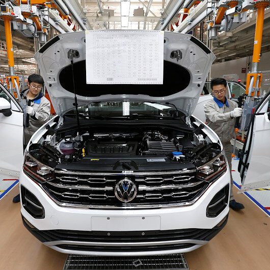 VW says diesel scandal cleanup to cost 2 bln euro in 2019