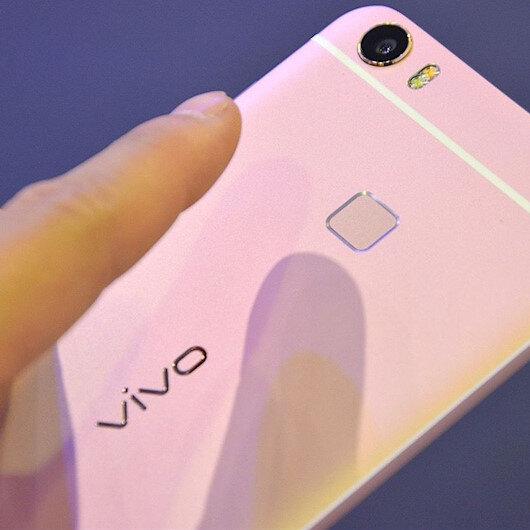 Vivo Çin'de ilk sıraya yerleşti