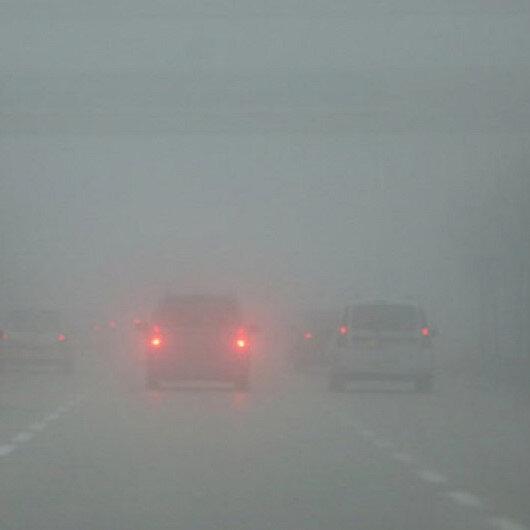 Meteorolojiden yurt geneli için sis ve buzlanma uyarısı