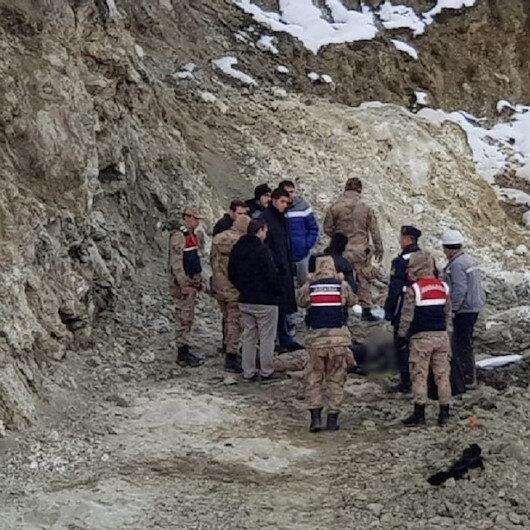 Erzurum'da manyezit ocağında patlama: 1 işçi öldü