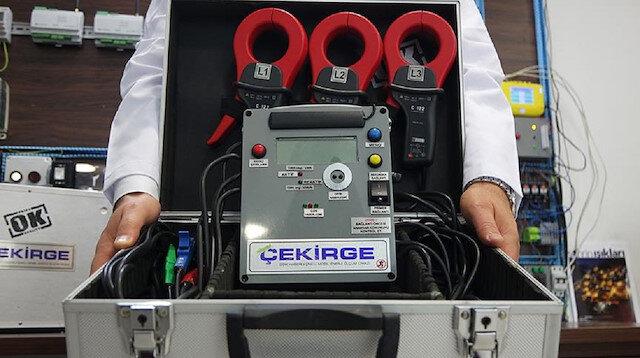 Kaçak elektrik kullanımını tespit eden cihaz geliştirildi