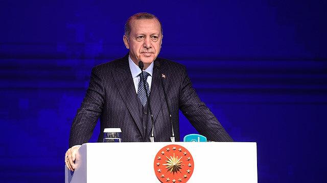 Cumhurbaşkanı Erdoğan: PKK'nın zulmüne terk etmeyeceğiz