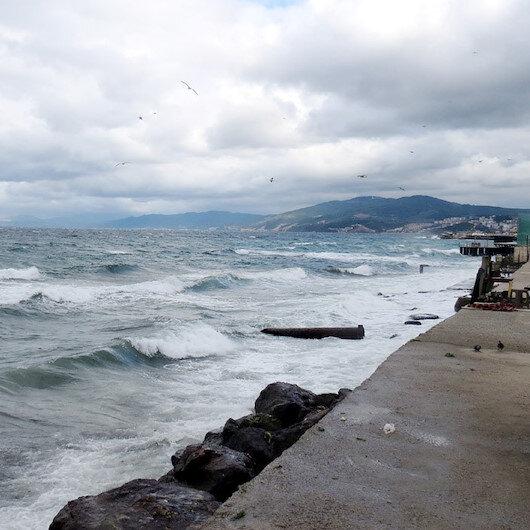 Meteoroloji: Doğu Karadeniz'de fırtına etkili olacak