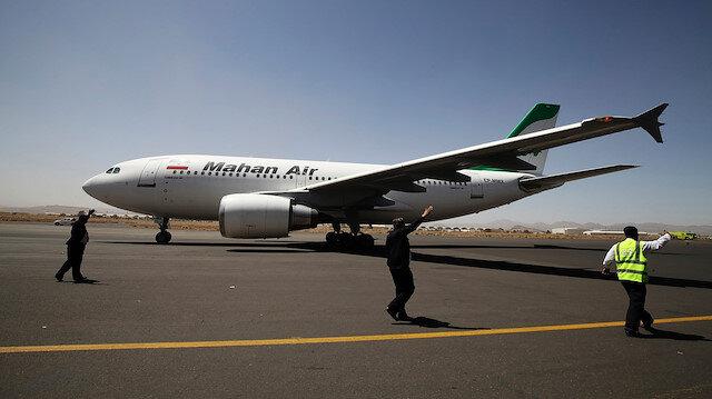 Almanya'dan İran merkezli havayolu şirketine uçuş yasağı