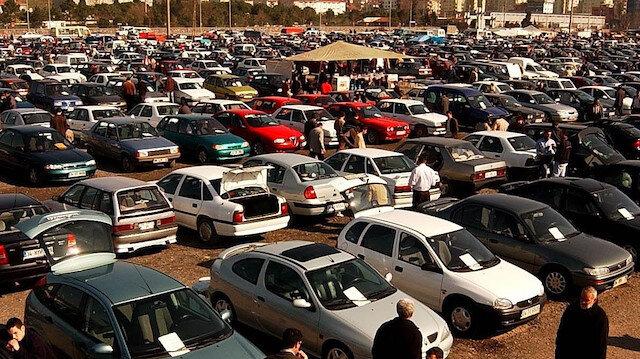 Sıfır otomobil satışları düşerken ikinci el satışlar arttı