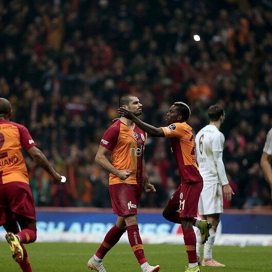 غلاطة سراي يعود للانتصارات من جديد في الدوري التركي