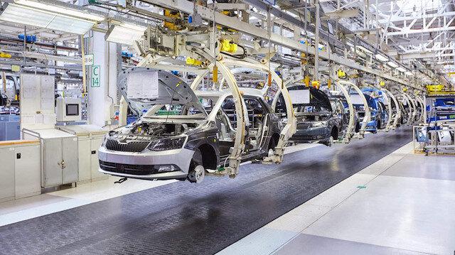 TÜİK, sanayi ürün istatistikleri verisini açıkladı.