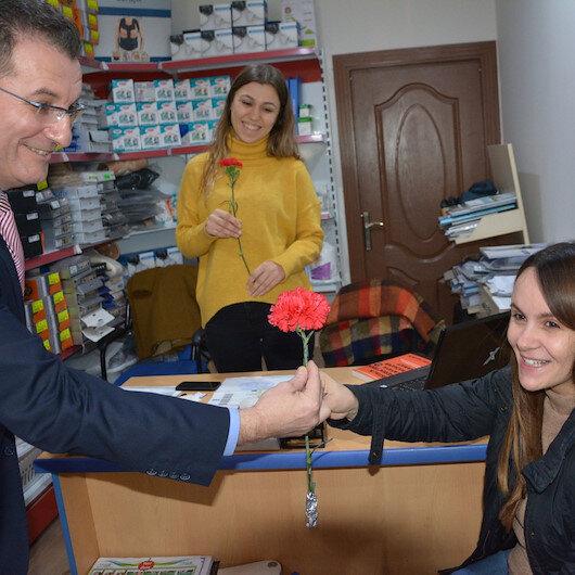 AK Parti'li Şeref Çoban: Gönen'e hizmetkar olmak için yola çıktık