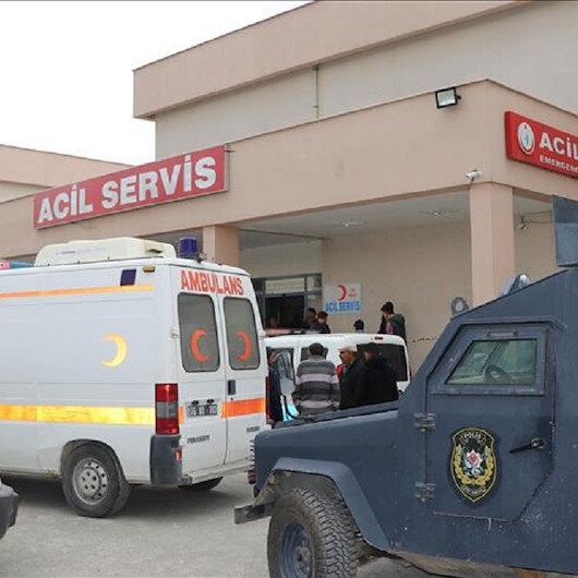 Iğdır'da zırhlı askeri araç devrildi: 1 şehit, 5 yaralı