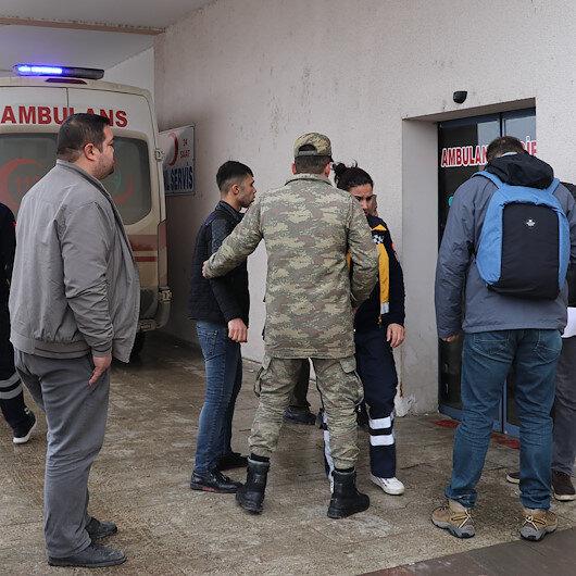 Iğdır'da askeri araç devrildi: Şehit ve yaralılar var