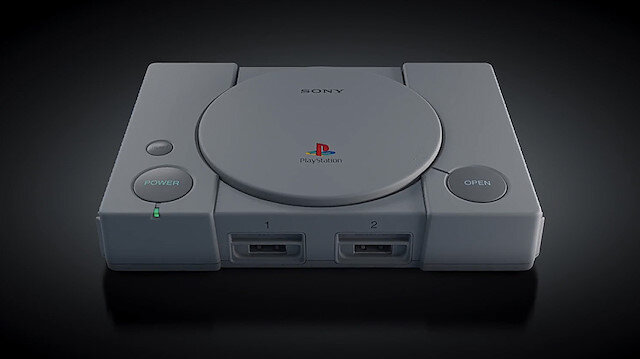 Playstation Classic yüzde 40 indirime girdi