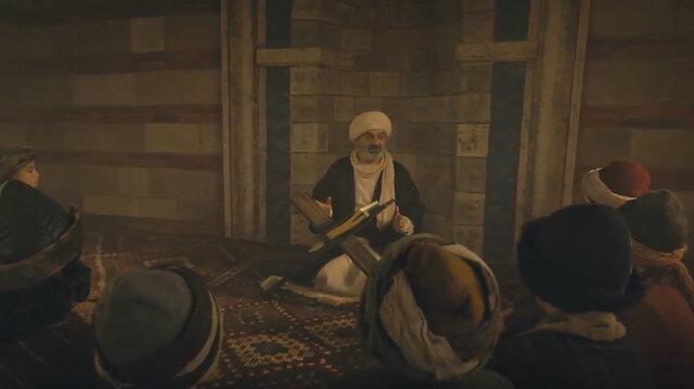Dursun Ali Erzincanlı 'Bedrin Aslanları'nı anlattı