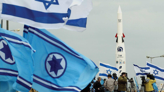 İsrail: Hava savunmamız Suriye'den fırlatılan uçaksavar füzesine karşı devrede