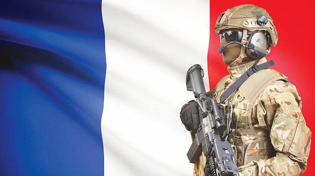 Sayısı 200'ü ancak bulan Fransız askerleri Suriye'de 9 noktada faaliyet gösteriyor.