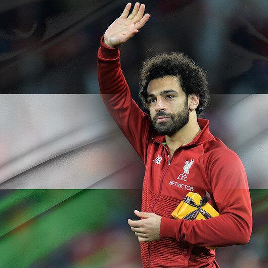 Salah'tan Liverpool'a 'Filistin' resti: Takımdan ayrılırım