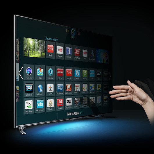 Samsung TV'ler evdeki akıllı cihazlara kumanda olacak