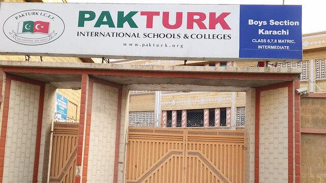 Pakistan Fetönün Ipini çekti