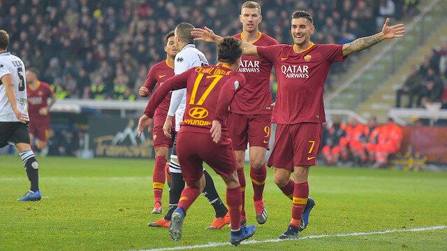 Parma defansı Cengiz Ünder'i durduramadı