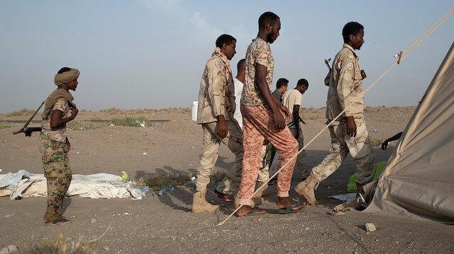 Child troops from Sudan used in Saudi war in Yemen