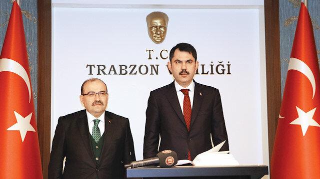 İsmail Ustaoğlu ve Murat Kurum