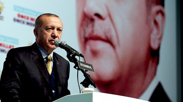 Cumhurbaşkanı Erdoğan: İstanbul sıradan bir şehir değil