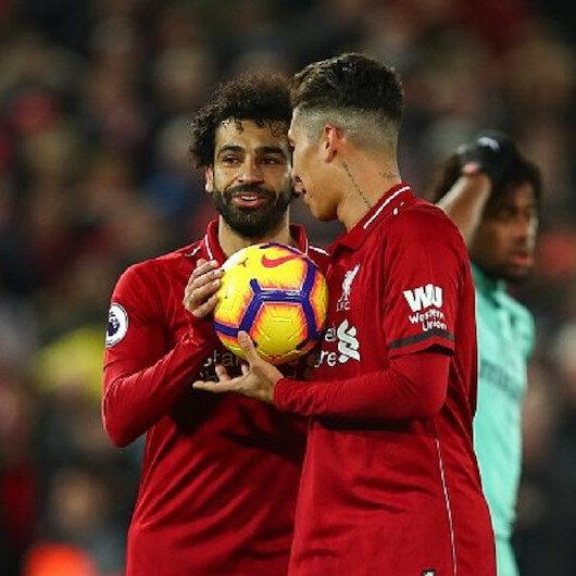 Klopp: Salah topu bırakınca neredeyse ağlayacaktım