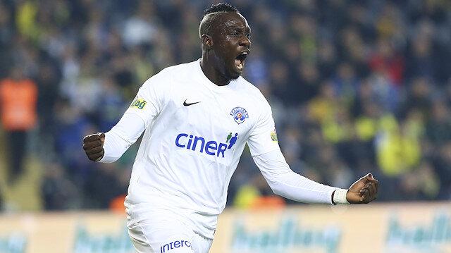 Diagne gol hedefini açıkladı: Gomis'i geçmek istiyorum