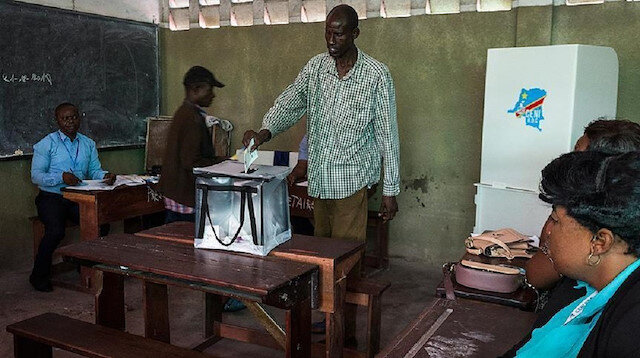 DR Congo holds long-delayed general elections