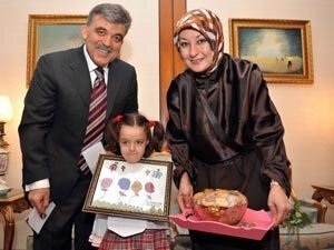 Картинки по запросу Sümeyye Boyacı Abdullah Gül