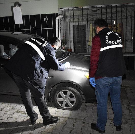Samsun'da park halindeki araçların lastikleri kesildi