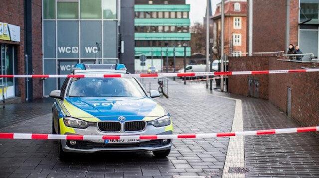 Almanya'da ırkçı saldırı: 4 göçmen yaralandı