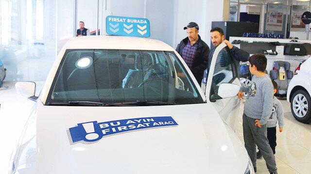 1600 cc altı motorlu araçlardaki ÖTV'de 15'er puanlık indirim 3 ay daha devam edecek.
