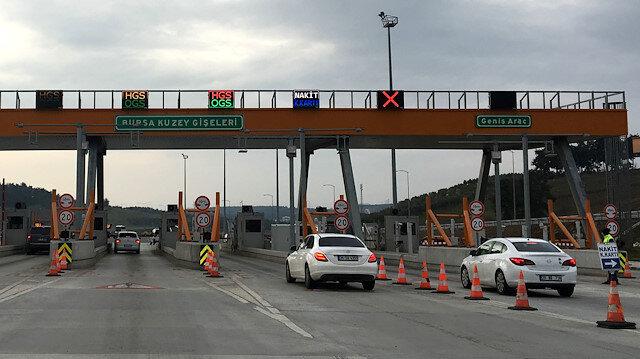 Osmangazi Köprüsü'nde tepki çeken zam