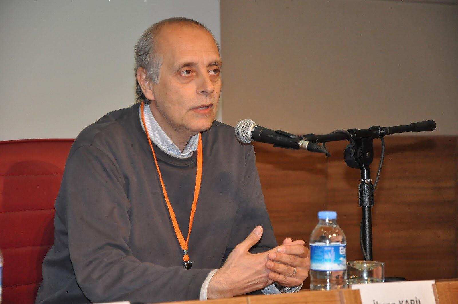 Sinema yazarı İhsan Kabil.